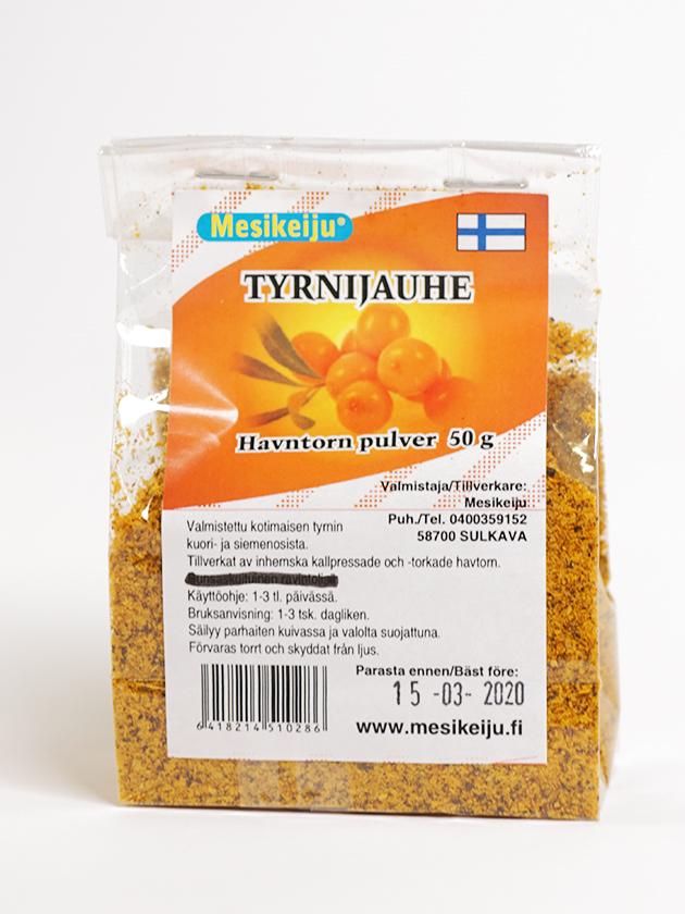 Tyrnijauhe