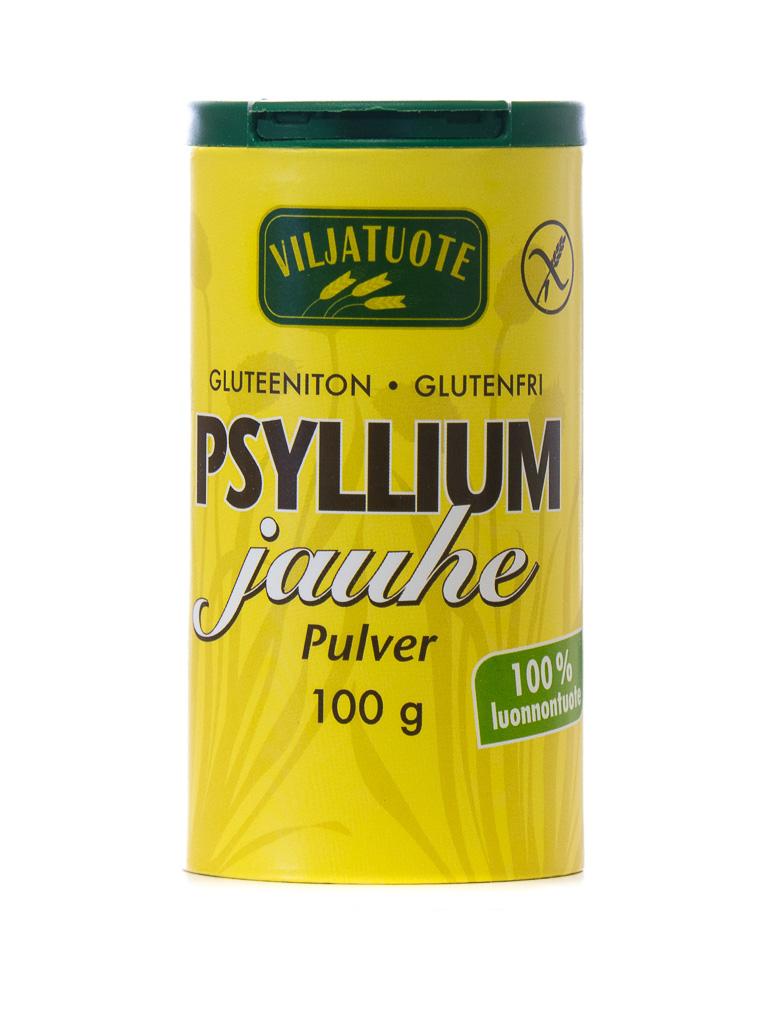 Gluteeniton psyllium