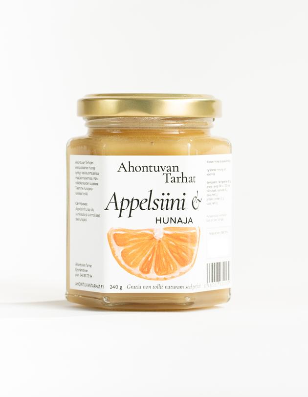 Appelsiinihunaja
